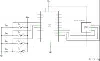 HXC logger schematic