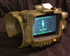 Pip-Boy 3000 Mark IV – Ytec 3D