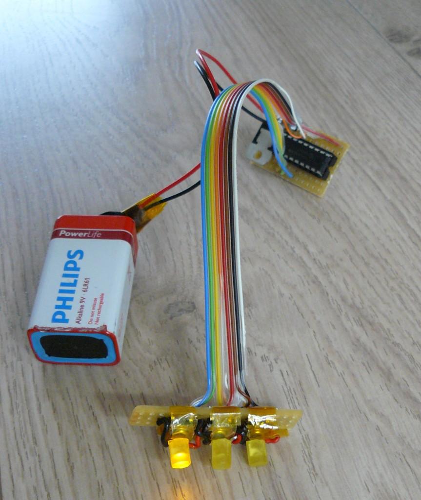 Pip-boy electronics 2