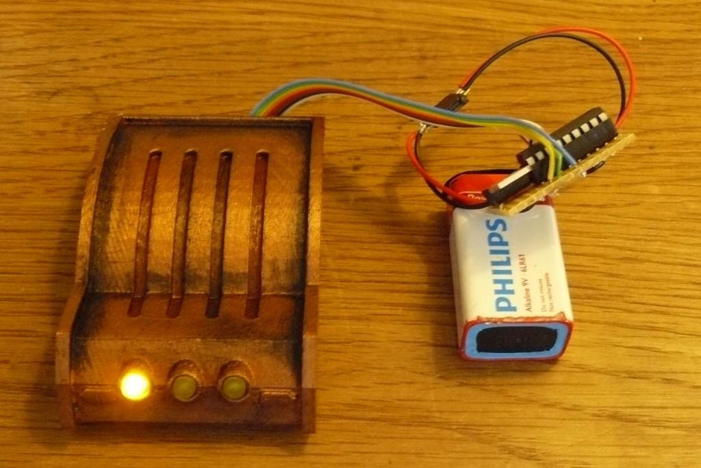 Pip-boy electronics 3