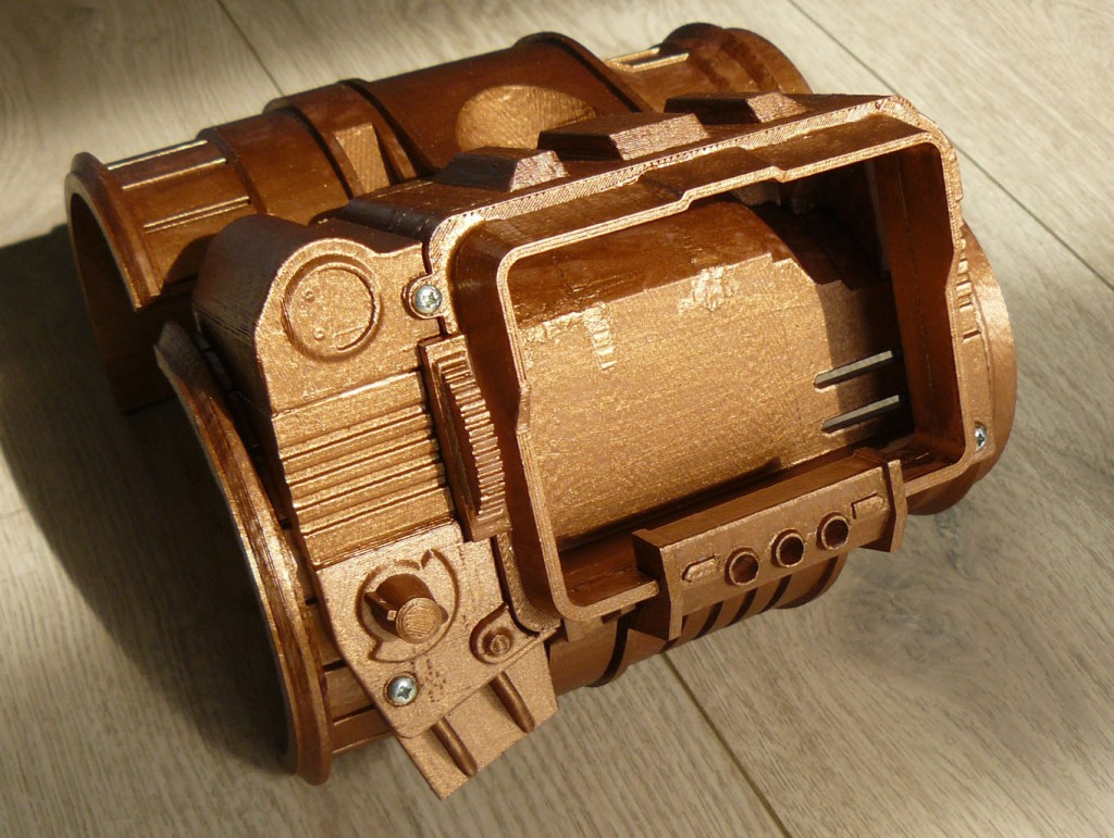 Pip-boy unweathered 1