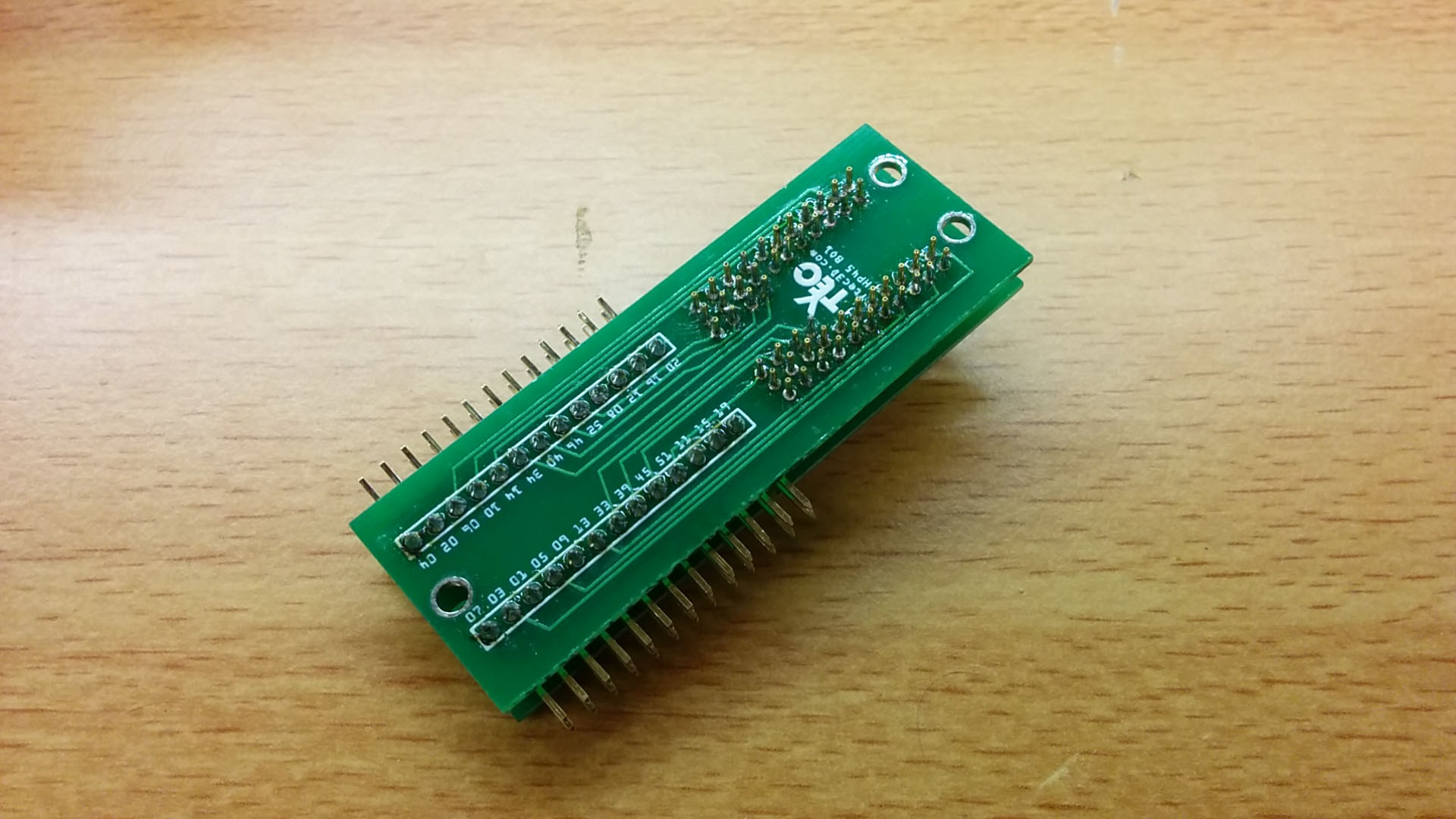 HP45 carrier PCB 2