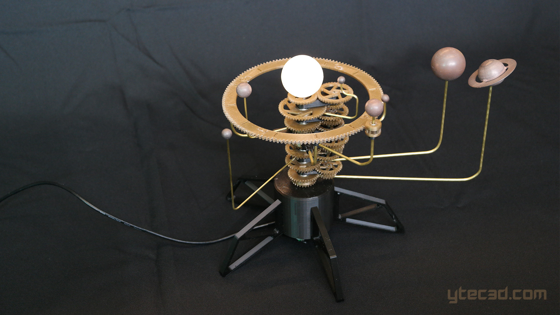 solar system orrery - photo #22