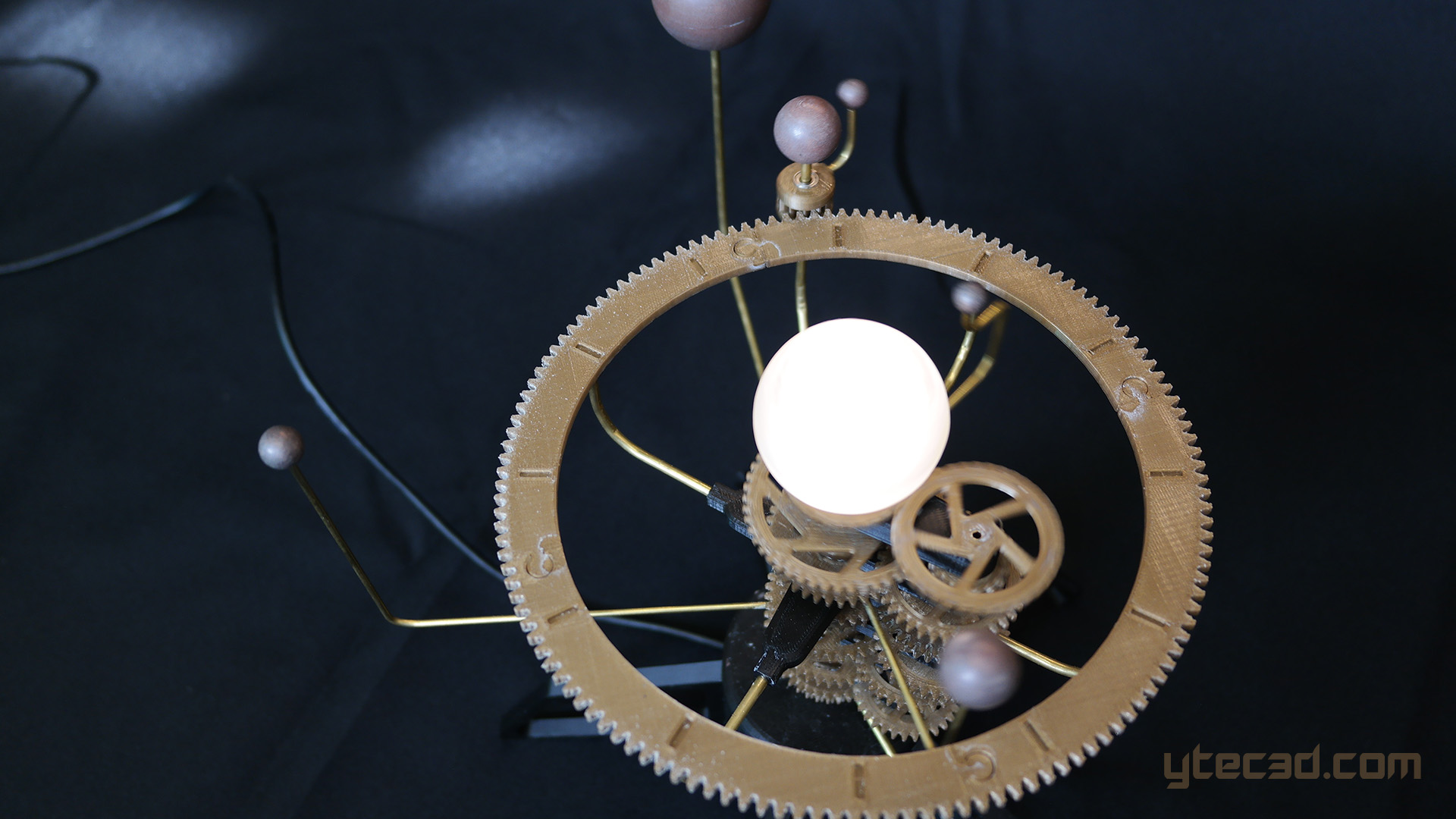 SS orrery Gallery 8