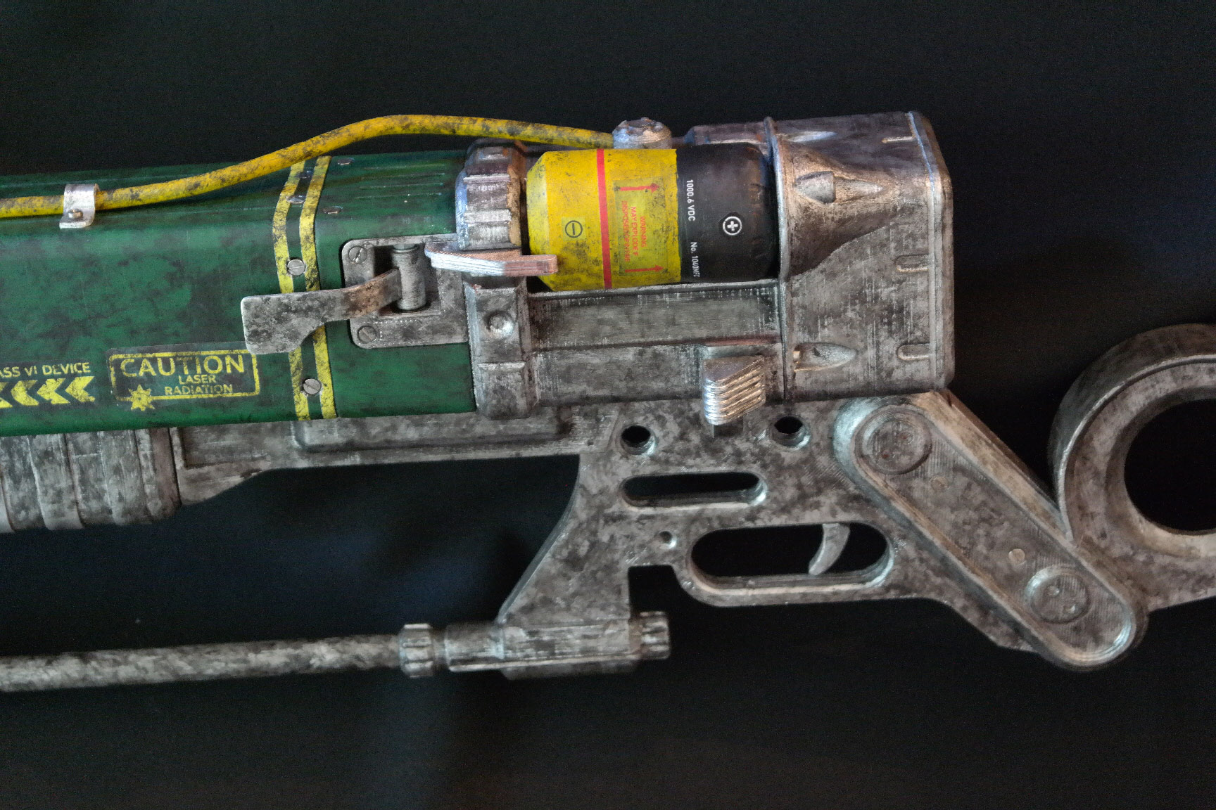 AER9 Laser Rifle – Ytec 3D