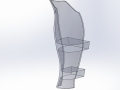 front fairing 2-3 WIP4