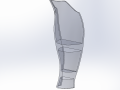 front fairing 2-3 WIP5
