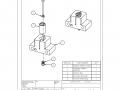 Hopper Subassembly linear guide WO endstop