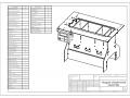 Hopper sheetmetal assembly 4