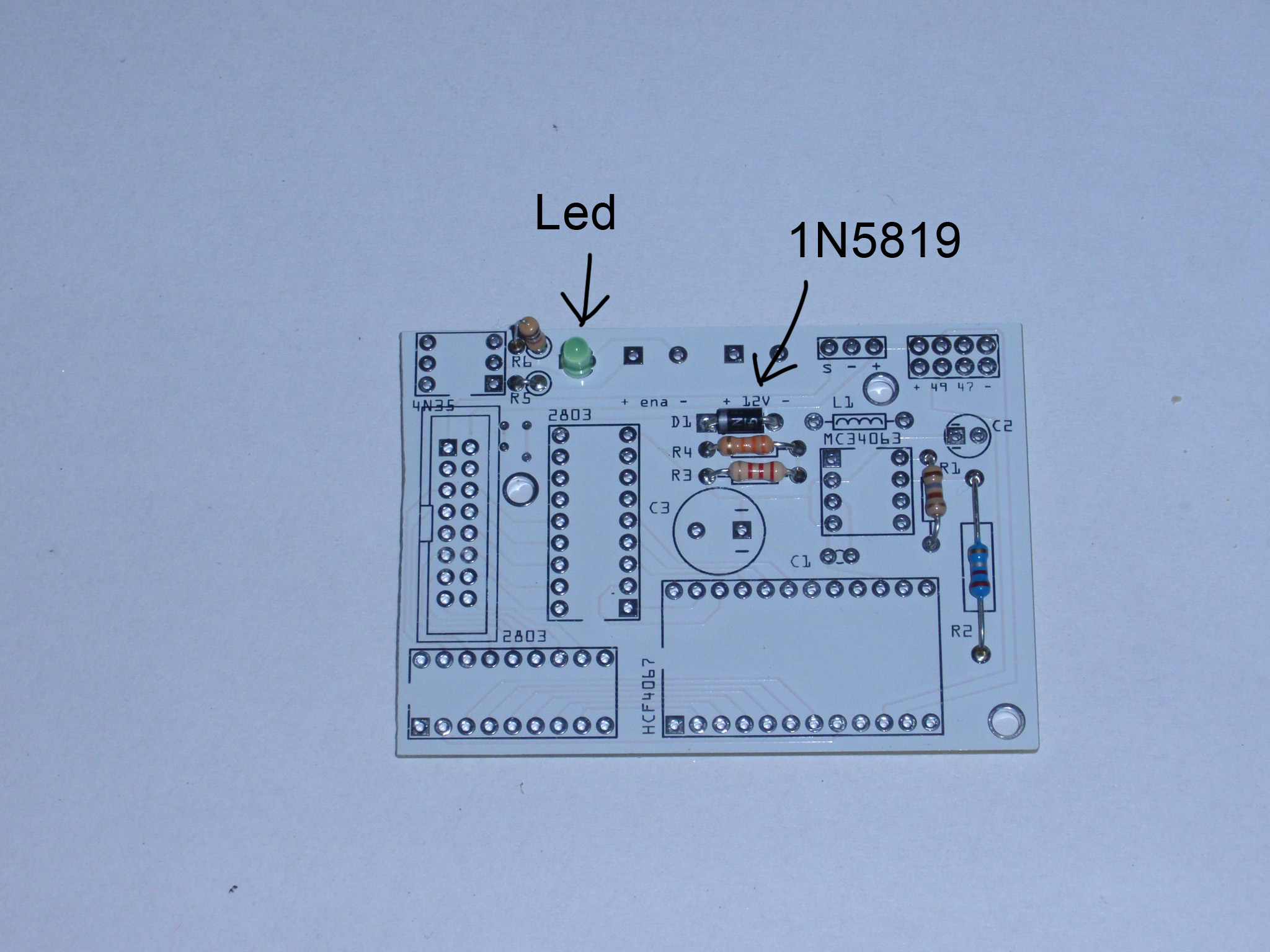 Electronics For Plan B Ytec 3d Pin 4n25 Opto Schematic On Pinterest 2 Diodes