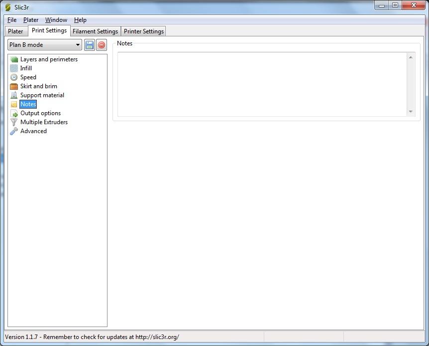 Software for Plan-B – Ytec 3D